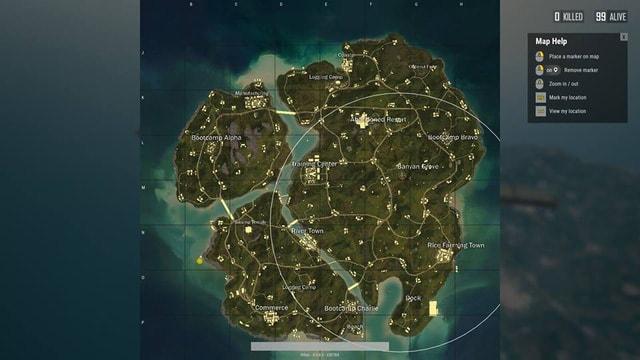 Những lý do bạn đừng nên chơi thử bản đồ mới 4x4km trong PUBG